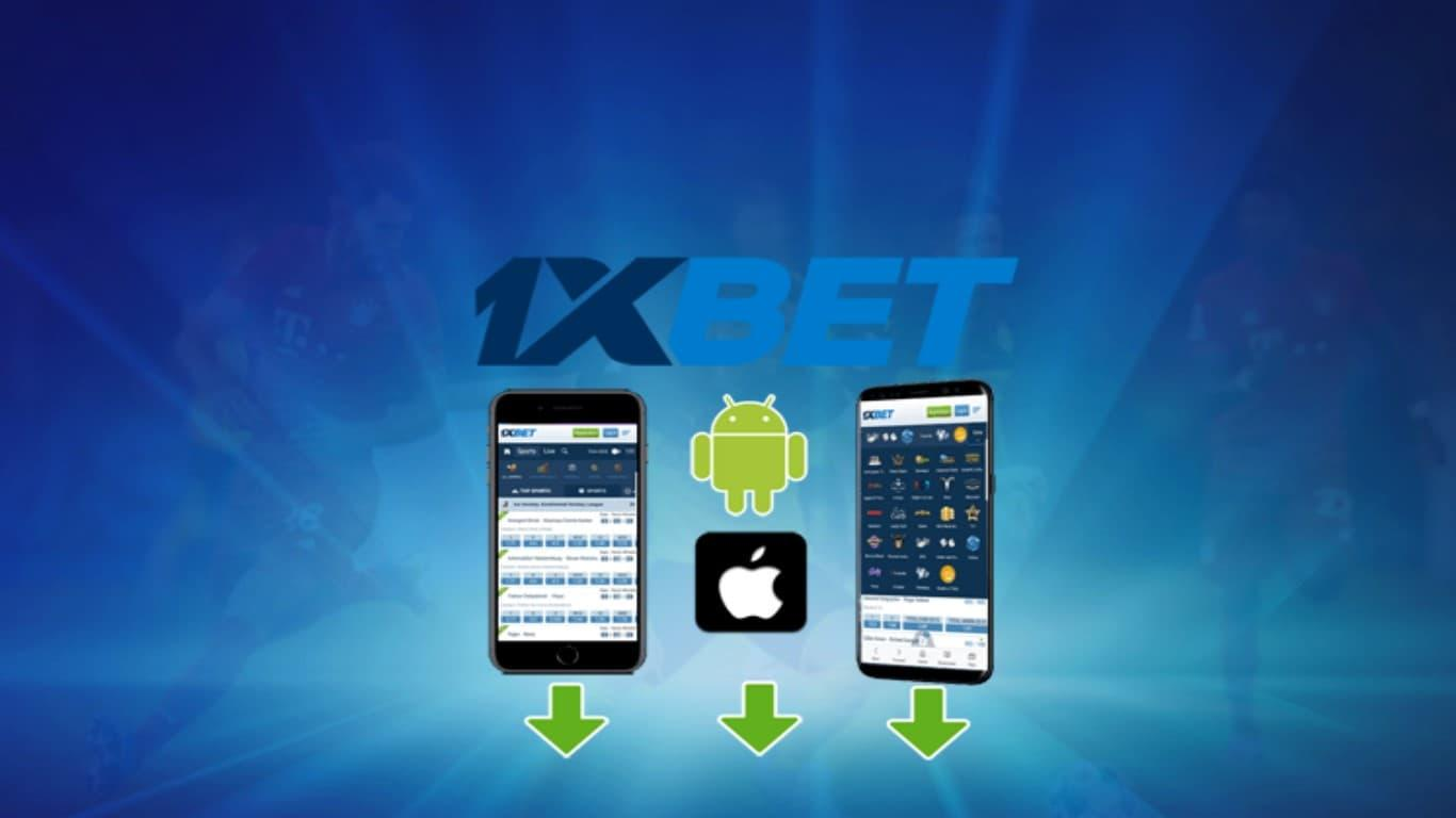 telecharger 1xBet app